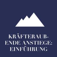 <strong>SALITA CHE FATICA - THE CLIMB THAT TIRES - KRÄFTERAUBENDE ANSTIEGE</strong>